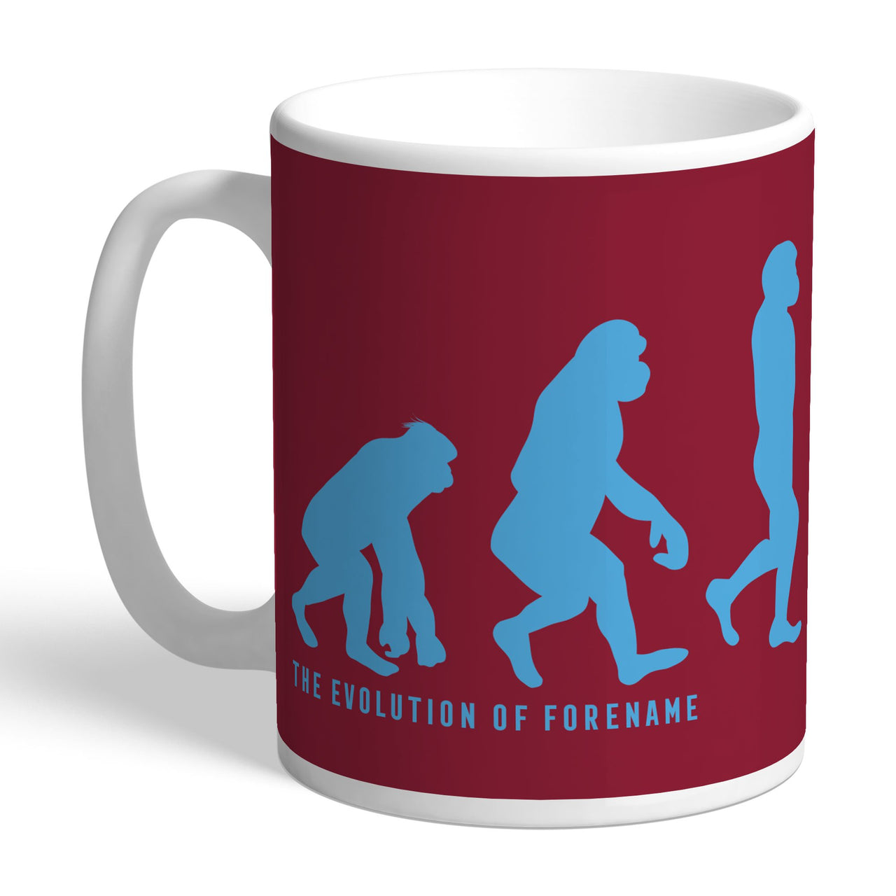 West Ham United Evolution Mugs, Gifts