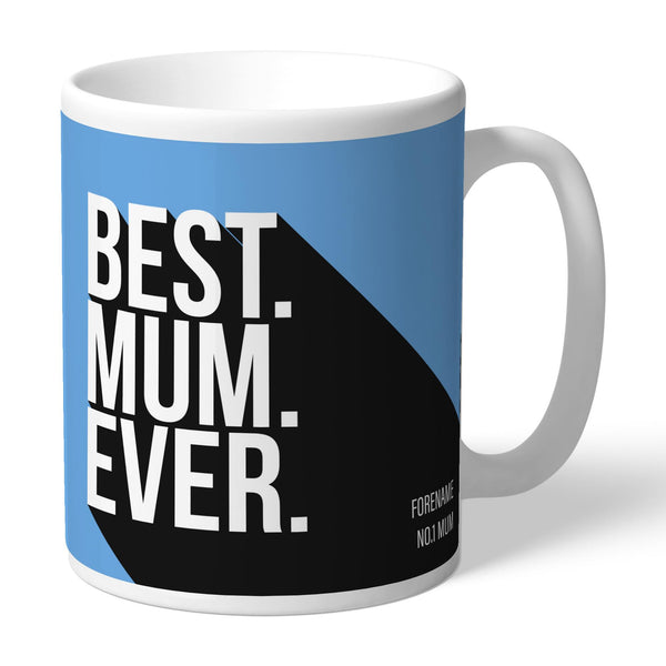 Manchester City Best Mum Ever Mugs, Gifts