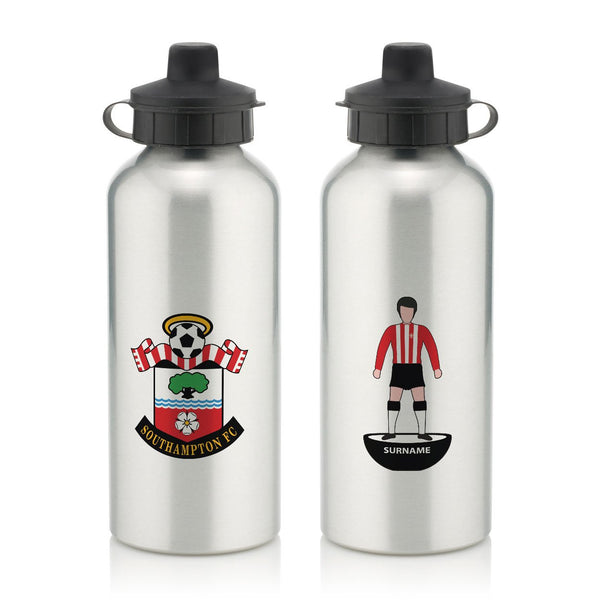 Southampton Player Figure Water Bottle