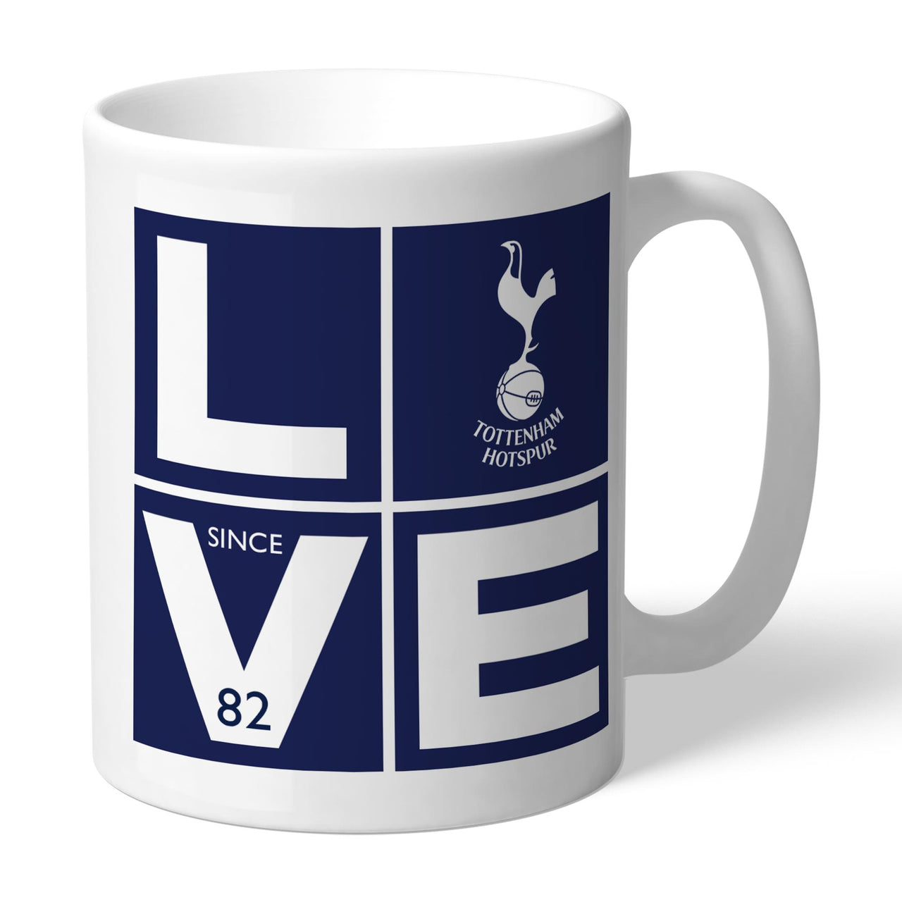 Tottenham Hotspur Love Mugs, Gifts
