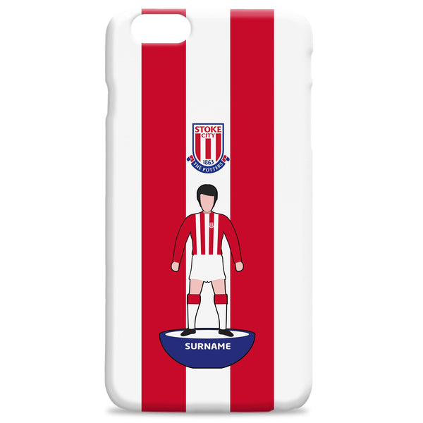 Stoke City Player Figure Phone Case, Gifts
