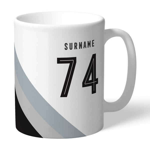 Newcastle United Stripe Mugs, Gifts