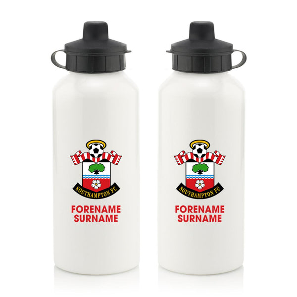 Southampton FC Bold Crest  Water Bottle