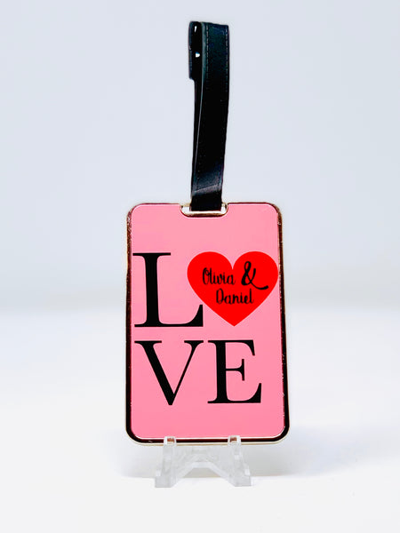 Love Bag Tag