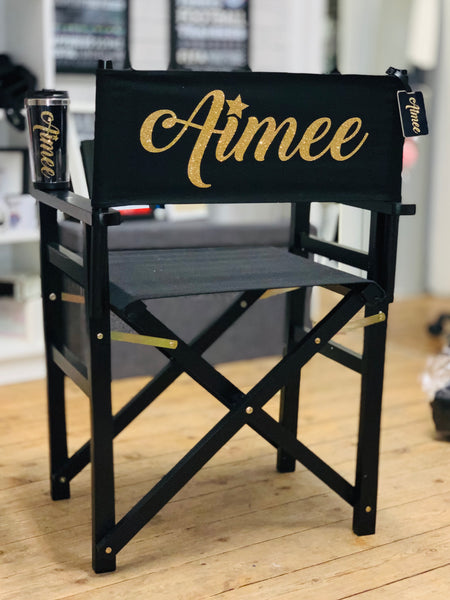 Personalised Director's Chair