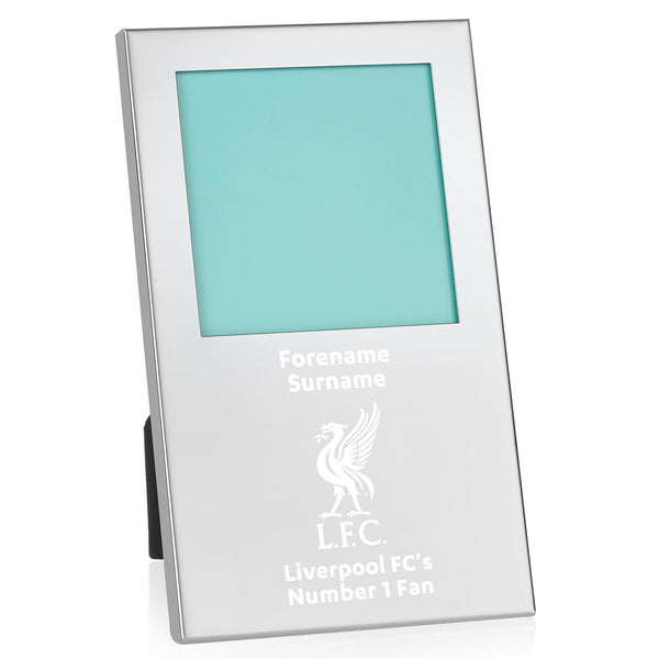 Liverpool FC No 1 Fan Photo Frame