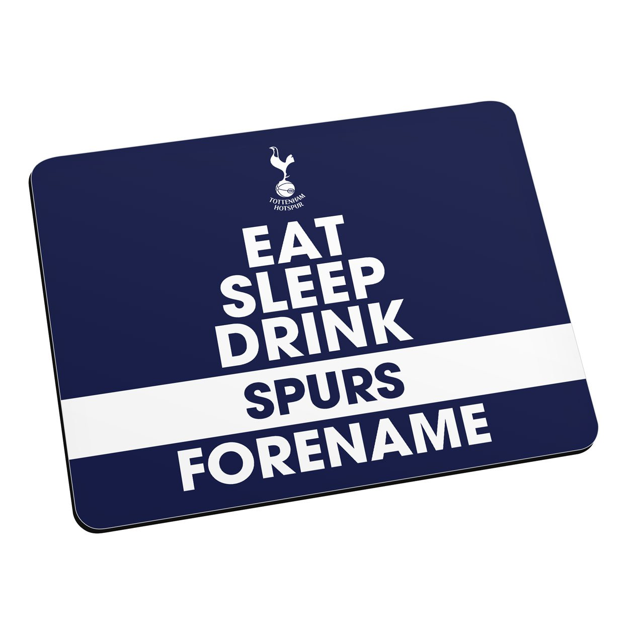 Tottenham Hotspur FC Eat Sleep Drink Mouse Mat