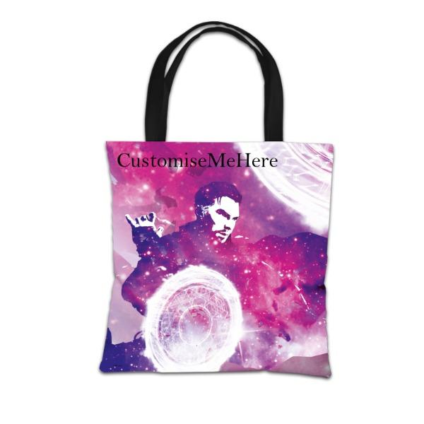 Marvel Doctor Strange 'Galaxy' Tote Bag