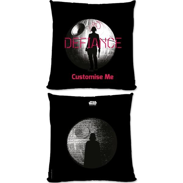 Star Wars Rogue One Defiance Large Fibre Cushions, Gifts