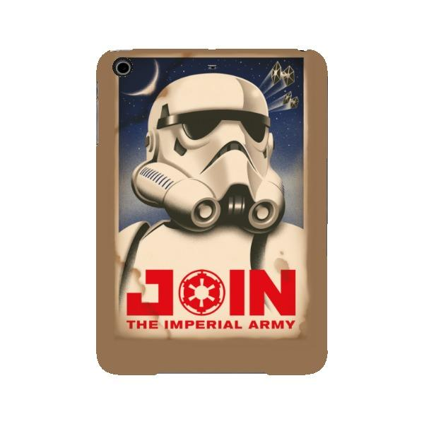 "Star Wars Rebels ""Join The Imperial Army"" iPad Mini 2 3 Clip Case"
