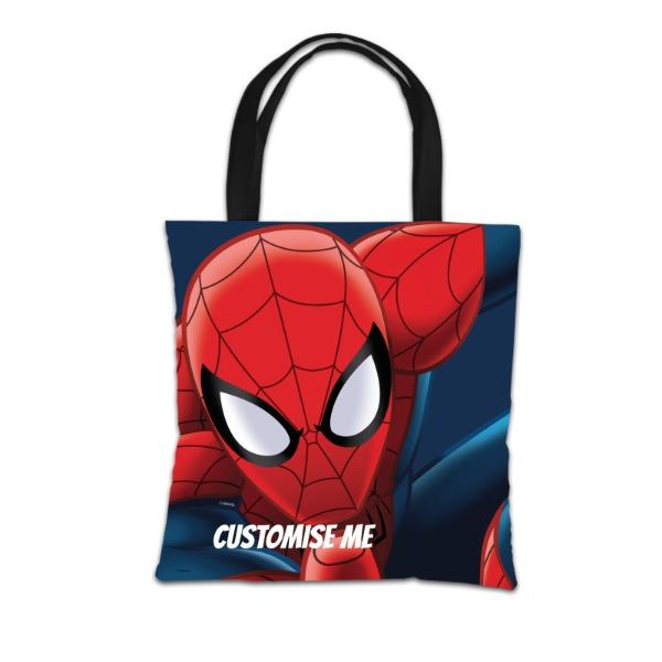 Marvel Ultimate Spider-Man Print Tote Bag