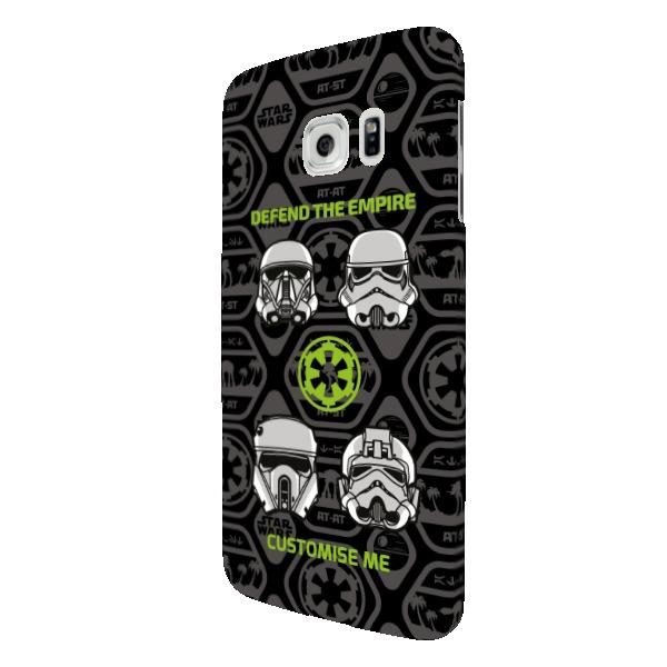 "Star Wars Rogue One ""Defend The Empire"" Samsung Galaxy S7 Edge Clip Case"