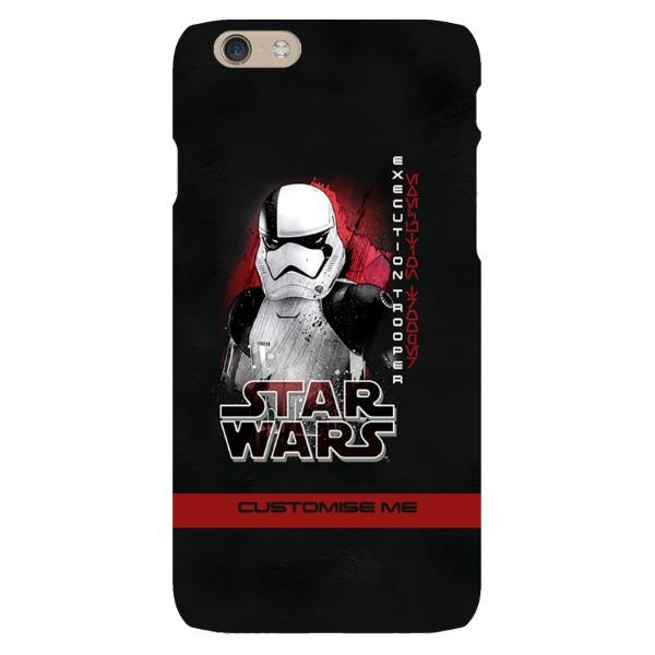 Star Wars Execution Trooper Last Jedi Spray Paint iPhone 6