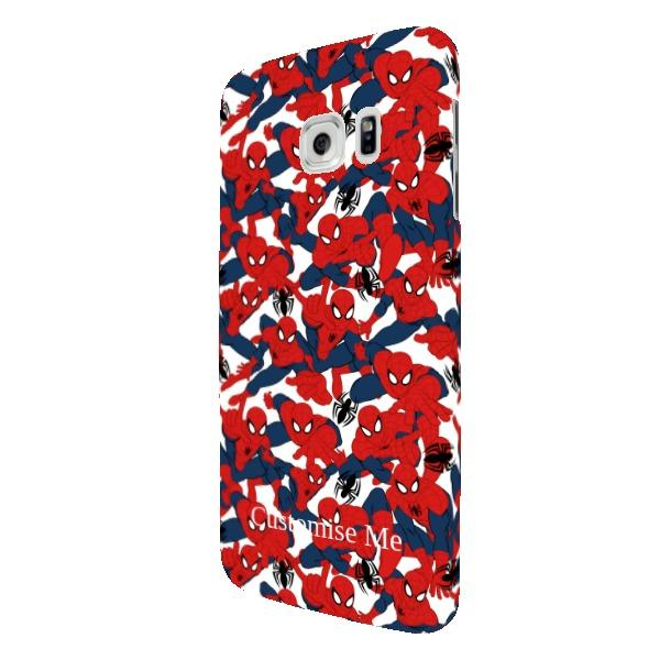 Marvel Ultimate Spider-Man Samsung Galaxy S7 Edge Clip Case