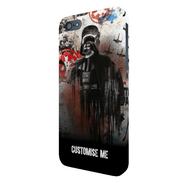 Star Wars Rogue One Darth Vader iPhone 5 5s 5SE Clip Case