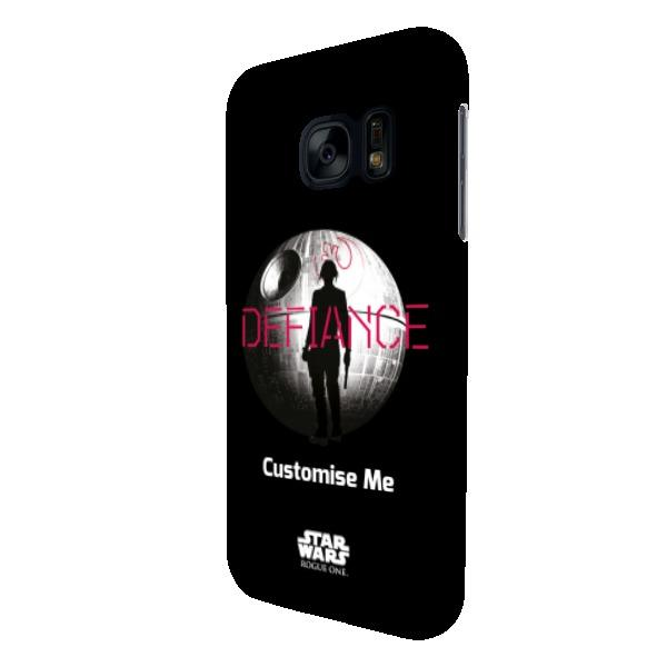 Star Wars Rogue One Defiance Samsung Galaxy S7 Clip Case