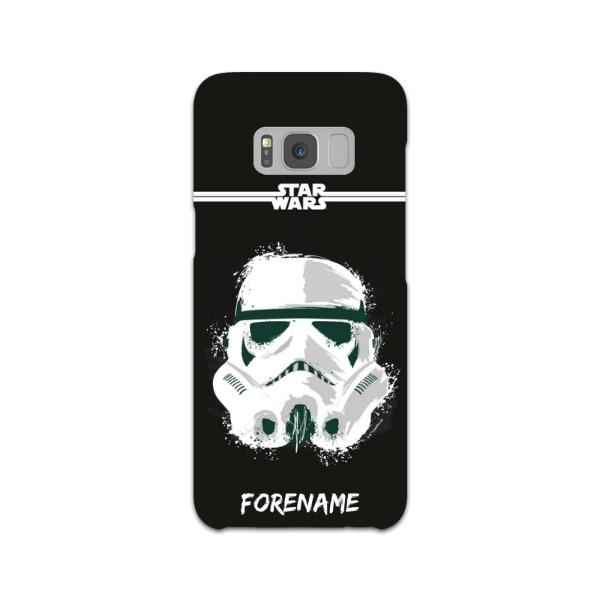 Star Wars Storm Trooper Paint Samsung Galaxy S8