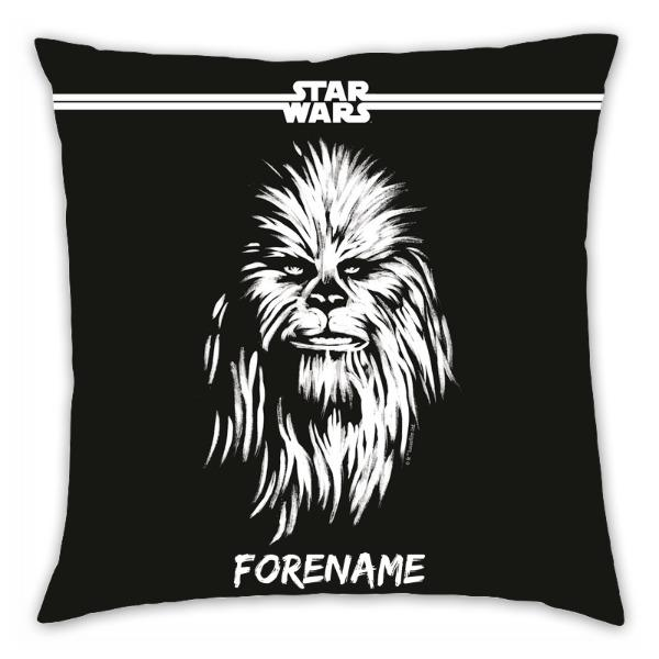 Star Wars Chewbacca Paint Cushions, Gifts 45 x 45