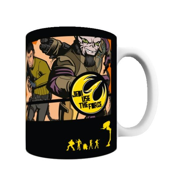 Star Wars Rebels Comic Print Mugs, Gifts