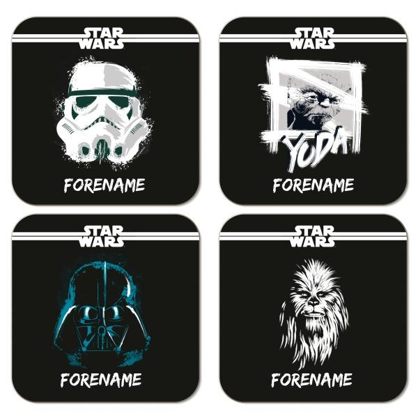 Star Wars Group Coaster Set (x4)