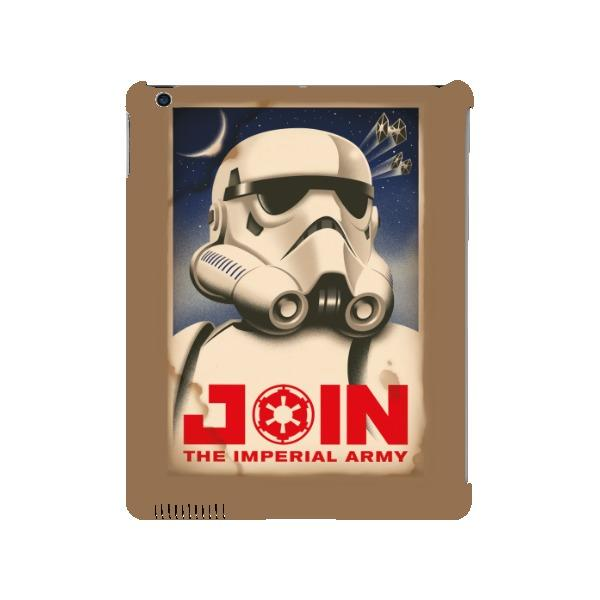 "Star Wars Rebels ""Join The Imperial Army"" iPad 2 3 4 Clip Case"