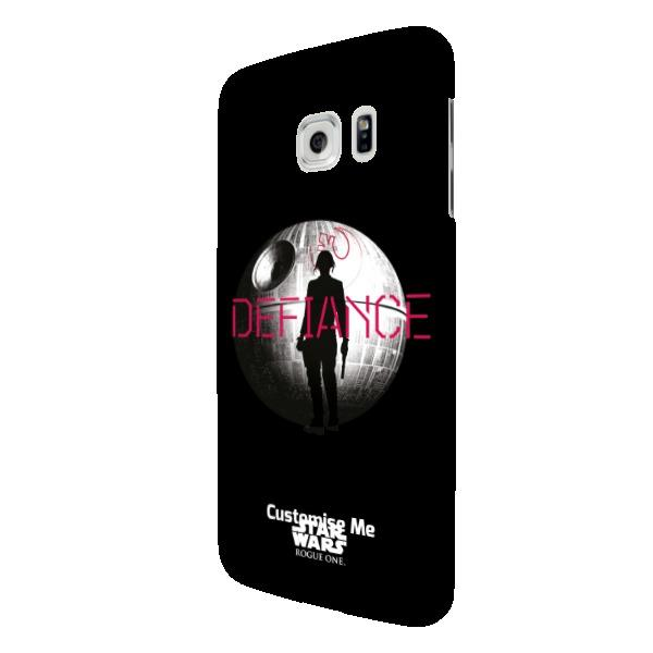 Star Wars Rogue One Defiance Samsung Galaxy S7 Edge Clip Case