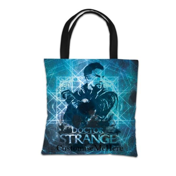 Marvel Doctor Strange 'Blue' Tote Bag
