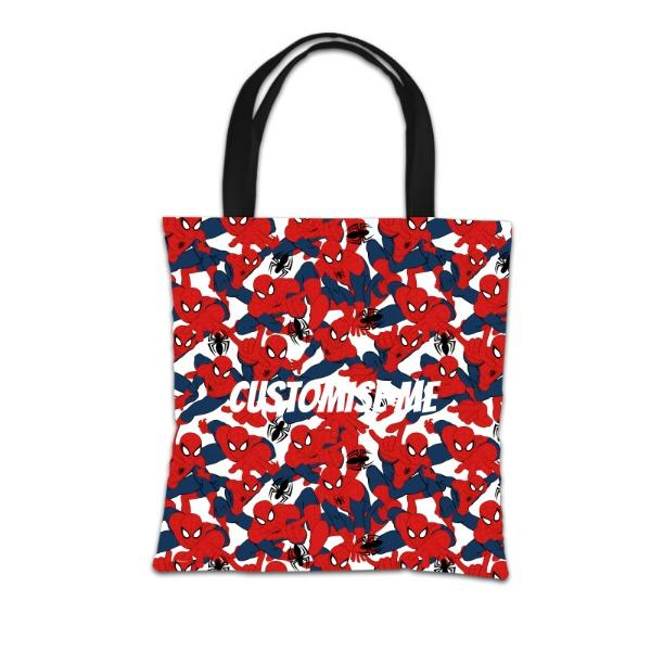 Marvel Ultimate Spider-Man Tote Bag
