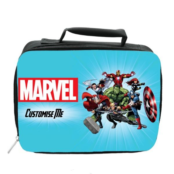 Marvel Avengers Group Lunch Bag