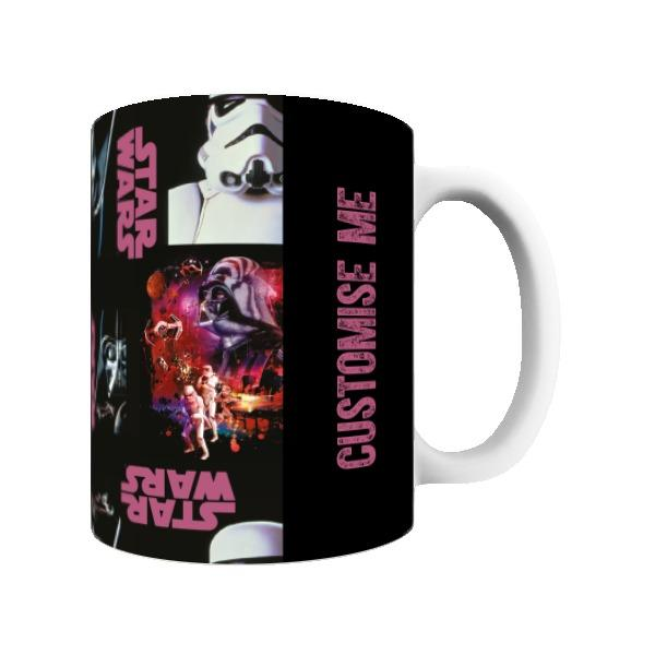 Star Wars Classic Poster Print Mugs, Gifts