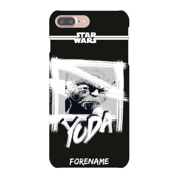 Yoda Paint iPhone 7 Case