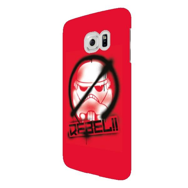 Star Wars Rebels Rebel Samsung Galaxy S6 Edge Clip Case