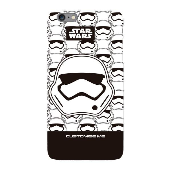 Star Wars Storm Trooper Icon iPhone 6 Plus Case