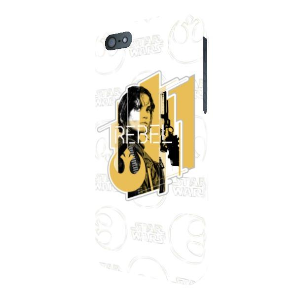 Star Wars Rogue One Jyn Erso iPhone 5 5s 5SE Clip Case