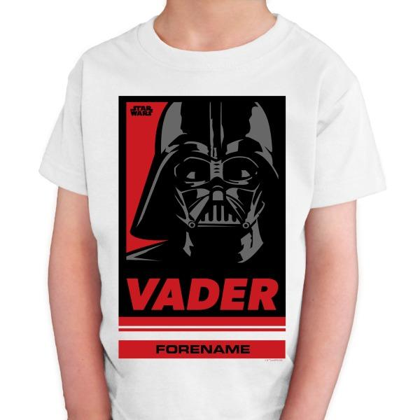 Star Wars Vader Pop Art Kids T-shirt