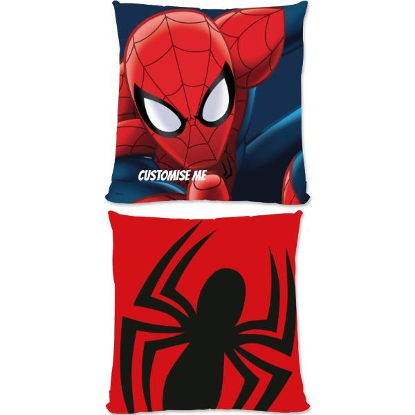 Marvel Ultimate Spider-Man Print Large Fiber Cushions, Gifts