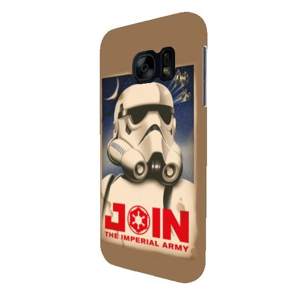 "Star Wars Rebels ""Join The Imperial Army"" Samsung Galaxy S7 Clip Case"
