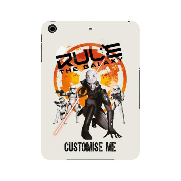 "Star Wars Rebels ""Rule The Galaxy"" iPad Mini 2 3 Clip Case"
