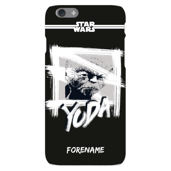 Yoda Paint iPhone 6 6S Case