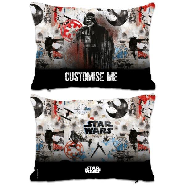 Star Wars Rogue One Darth Vader Extra Large Fibre Cushions, Gifts