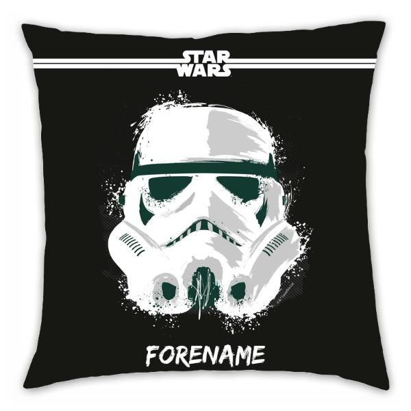 Star Wars Storm Trooper Paint Cushions, Gifts 45 x 45