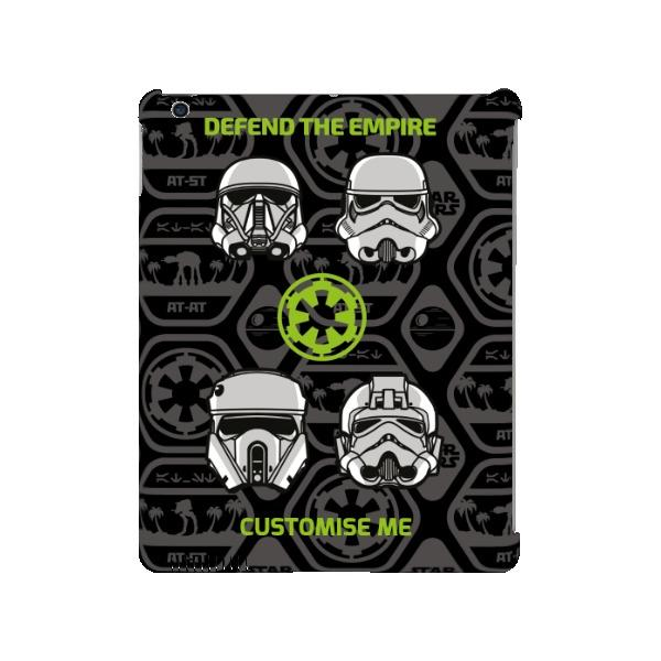"Star Wars Rogue One ""Defend The Empire"" iPad 2 3 4 Clip Case"
