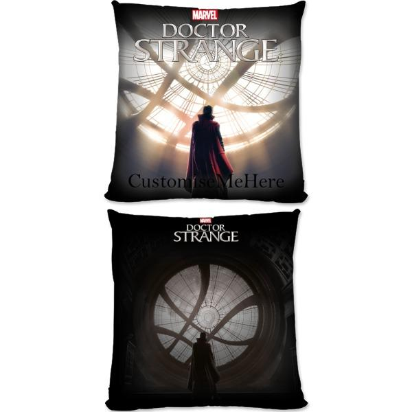 Marvel Doctor Strange 'Window' Large Fiber Cushions, Gifts