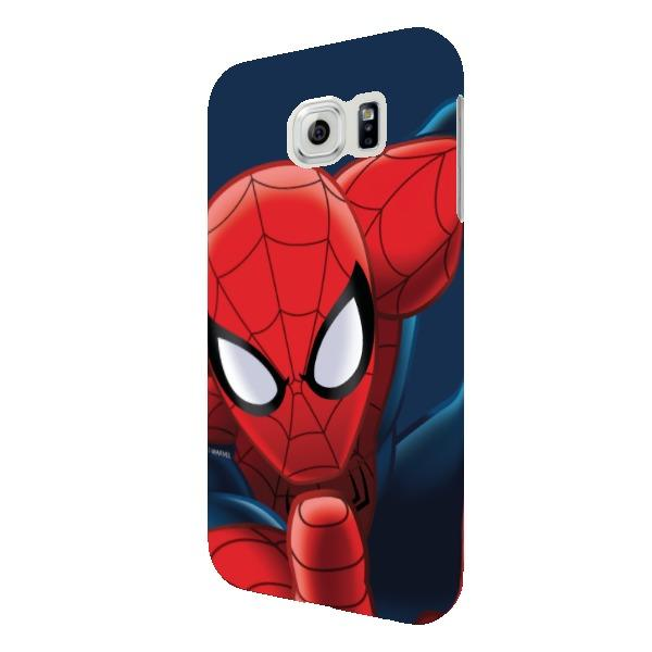 Marvel Ultimate Spider-Man Print Samsung Galaxy S6 Clip Case