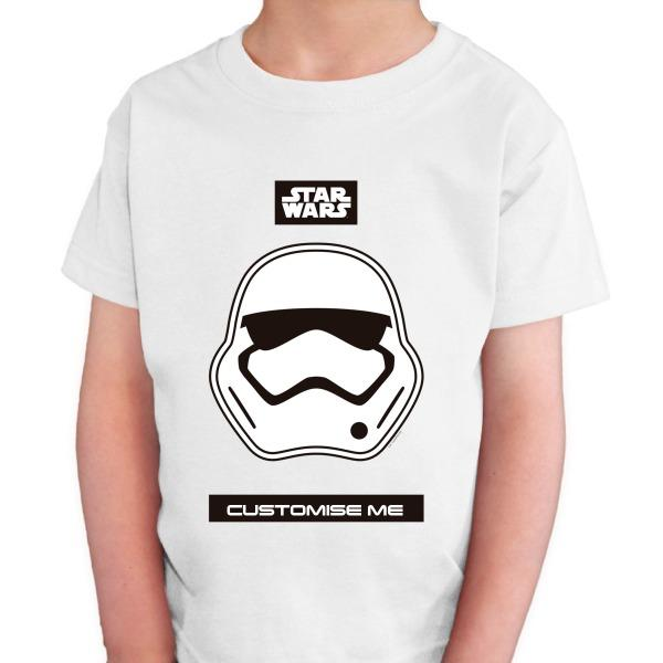 Star Wars Storm Trooper Icon Kids T-shirt