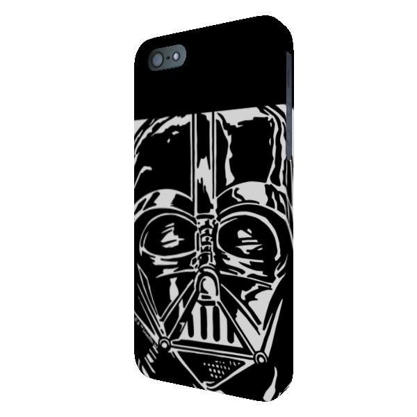 Star Wars Classic Darth Vader iPhone 5 5s 5SE Clip Case
