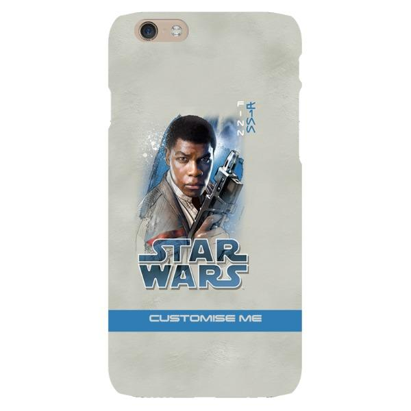 Star Wars Finn Last Jedi Spray Paint iPhone 6
