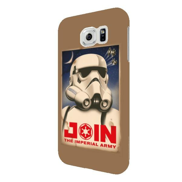 "Star Wars Rebels ""Join The Imperial Army"" Samsung Galaxy S6 Clip Case"