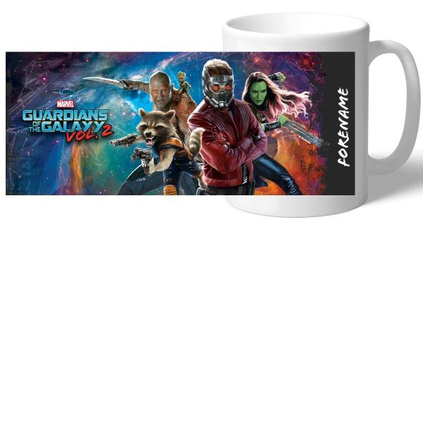Marvel Guardians of the Galaxy Group Mugs, Gifts