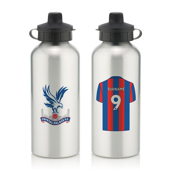 Crystal Palace FC Aluminium Water Bottle
